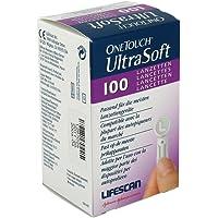One Touch Ultra Soft Nadel Lanzetten 100 stk