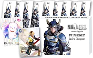 Square Enix Final Fantasy Opus X Ancient Champions Prerelease Kit