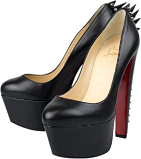 christian louboutin black daffodile 160mm