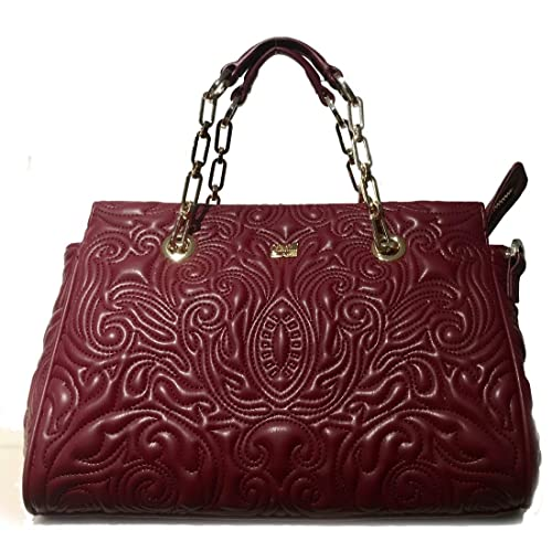 Cavalli Class Medium Handbag Blossom CRC004 Red  Amazon.it  Scarpe e borse c749cf8f66b