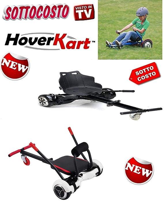 HOVERKART- Asiento para Smart Balance Scooter de 2 ruedas.: Amazon.es: Deportes y aire libre