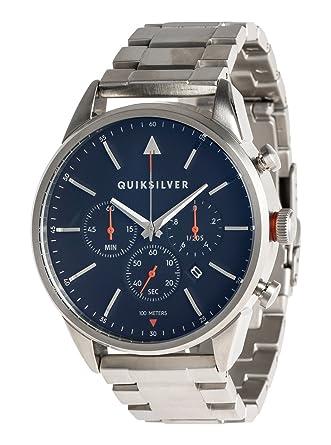 2e63a251a1e8 Quiksilver The Timebox Chrono Metal - Analog Watch - Reloj Analógico -  Hombre