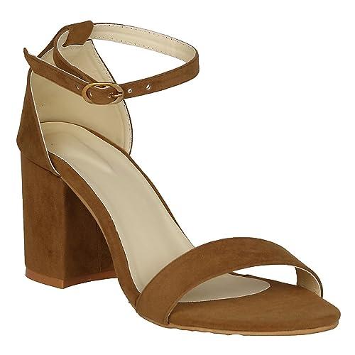 90e9bfea27a SHOFIEE Womens Stylish Party WEAR   Casual WEAR Trendy Block Heels ...