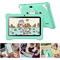 Tablet para Niños 7 Pulgadas, Tablet Infantil con ROM de 32GB Ampliable hasta 128GB, Tablet Niño Processore Quad-Core…