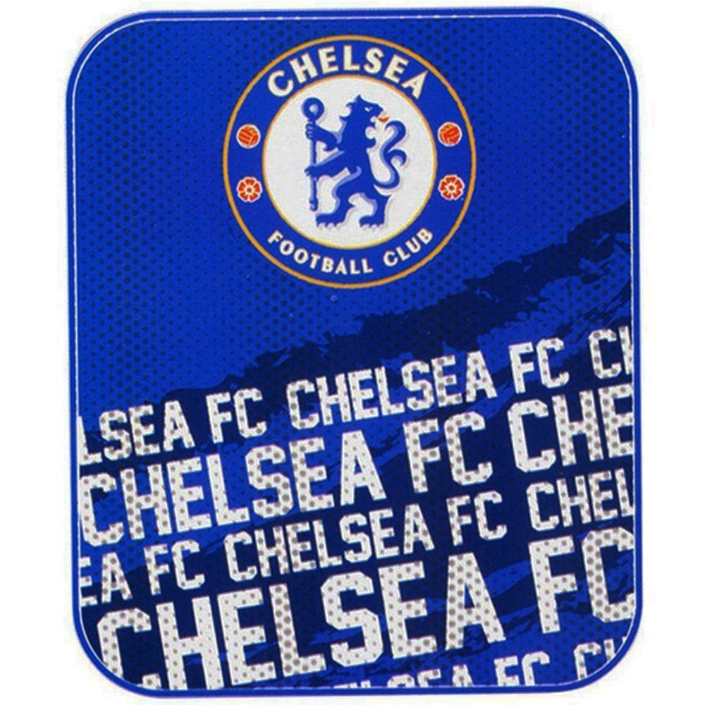 Chelsea FC Authentic EPL Fleece Blanket IP Chelsea F.C.