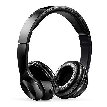 GLQA Auriculares Bluetooth Auriculares Plegables ...