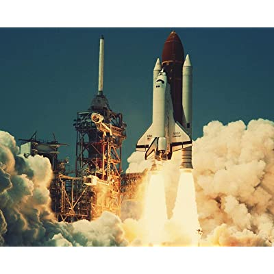 Space Shuttle Hand-Painted DIY Digital Oil Painting Home Decoration Paintings,Room Murals,Adults and Children.: Toys & Games