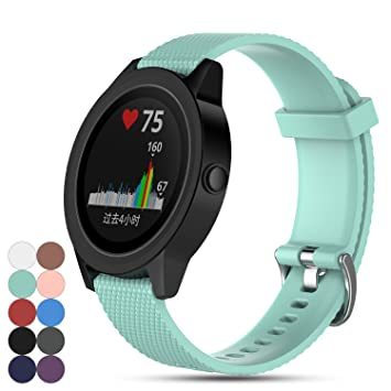 para la Banda de la Correa del Reloj Inteligente de Garmin Vivoactive 3 GPS, iFeeker
