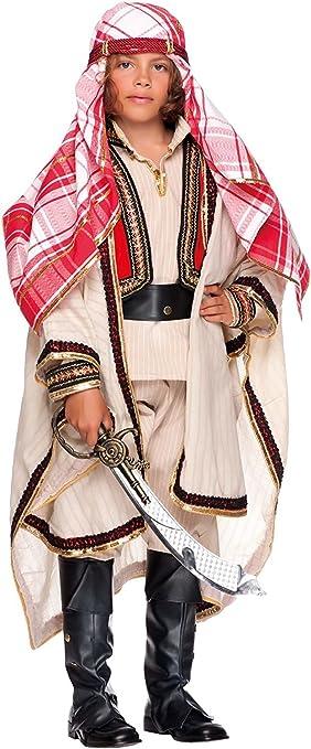 chiber Disfraces Disfraz de Lawrence de Arabia para Niño (Talla 7 ...