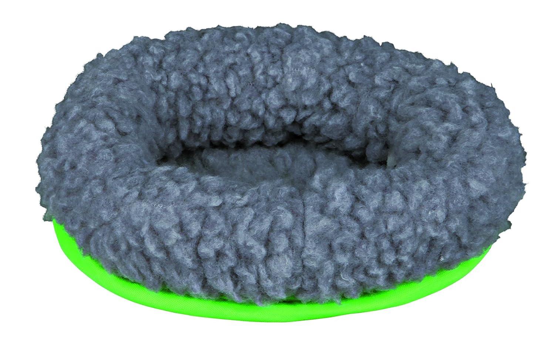 Trixie Cama Suave, Cobayas, 30x22 cm, Gris/Verde: Amazon.es: Productos para mascotas
