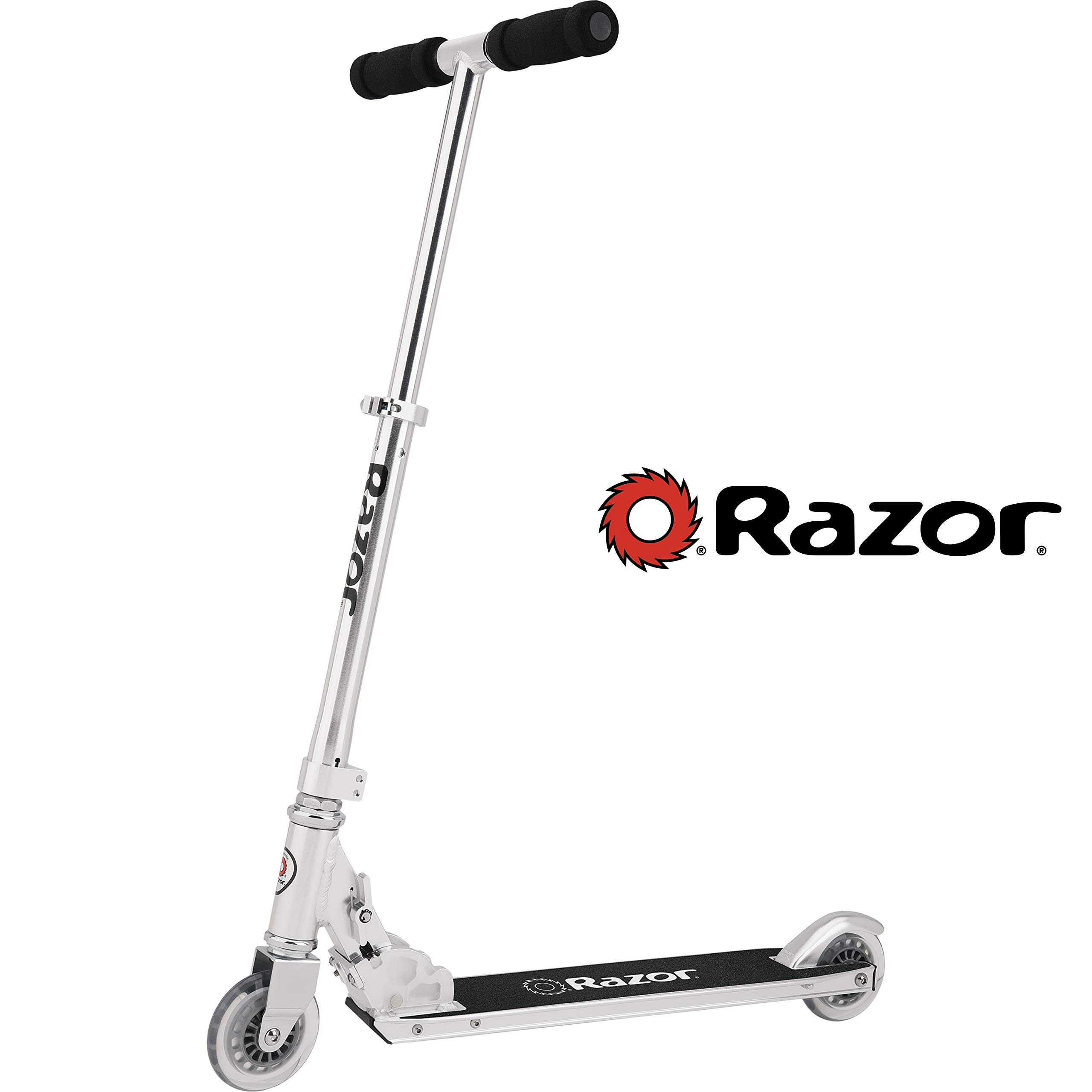 Razor A4 Kick Scooter - Clear by Razor