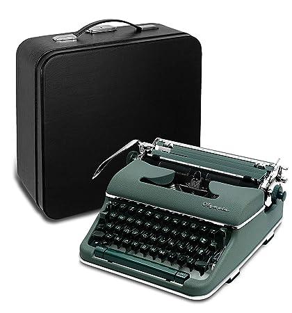 Dating eine olympia Schreibmaschine