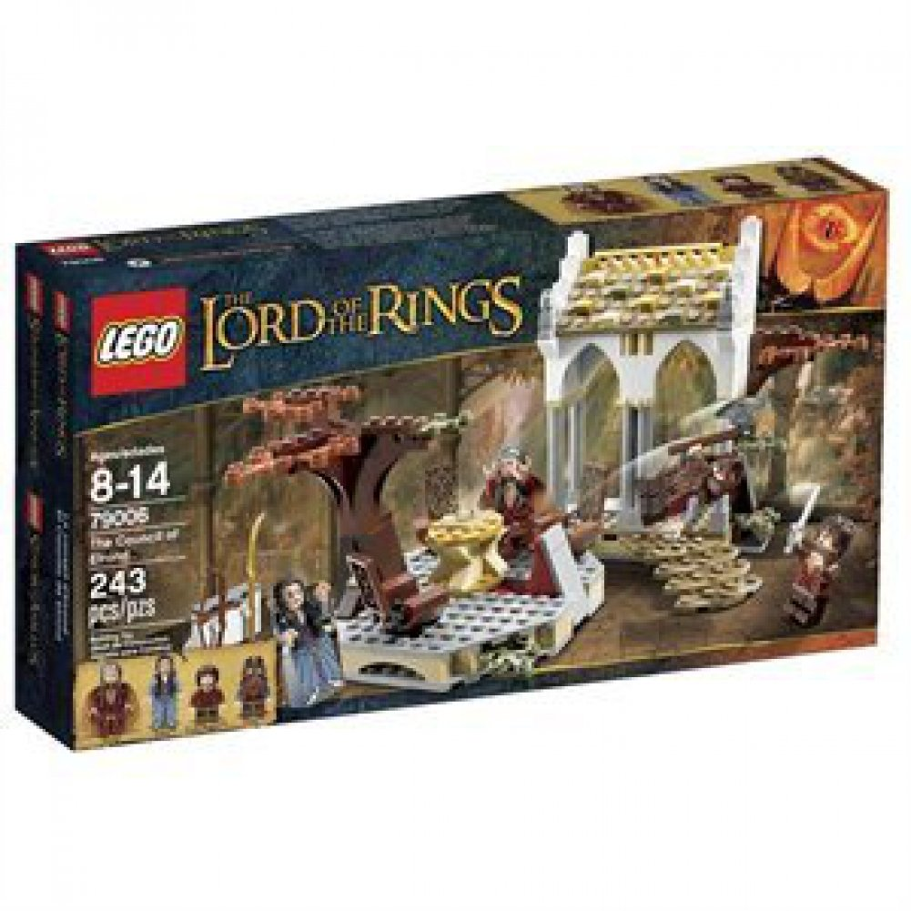 Lego Lord of the Rings The Council of Elrond 7900