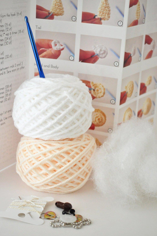 DIY Beginner Crochet Kit (Whale)
