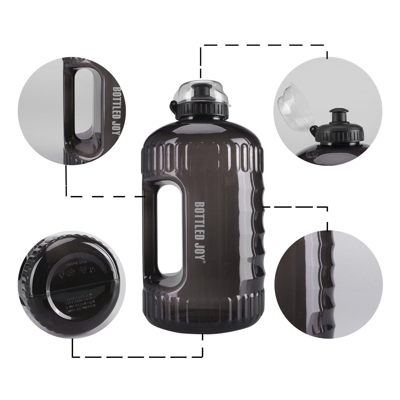 Amazon.com: Embotellada Joy botella de agua 2,5 litros ...