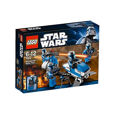 LEGO Star Wars Mandalorian Battle Pack: Toys & Games