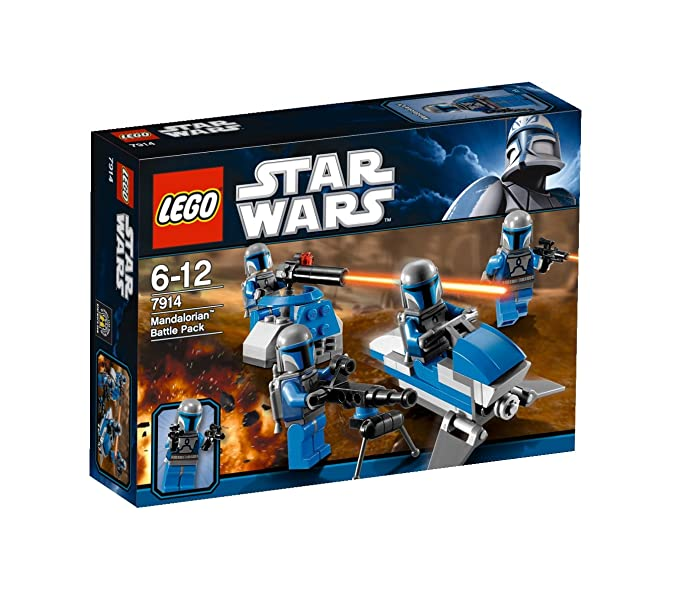 7913 LEGO Star Wars Clone Trooper Battle Pack günstig kaufen
