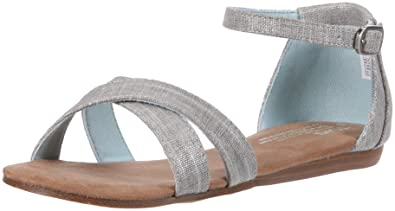 cba8a54987c6 Image Unavailable. Image not available for. Color  TOMS Kids Girl s Correa  Sandal (Little Kid Big ...