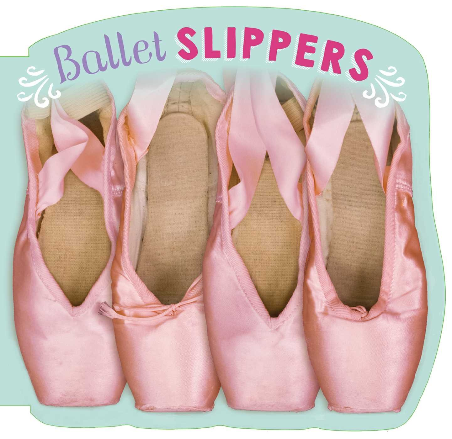 Read Online Ballet Slippers ebook