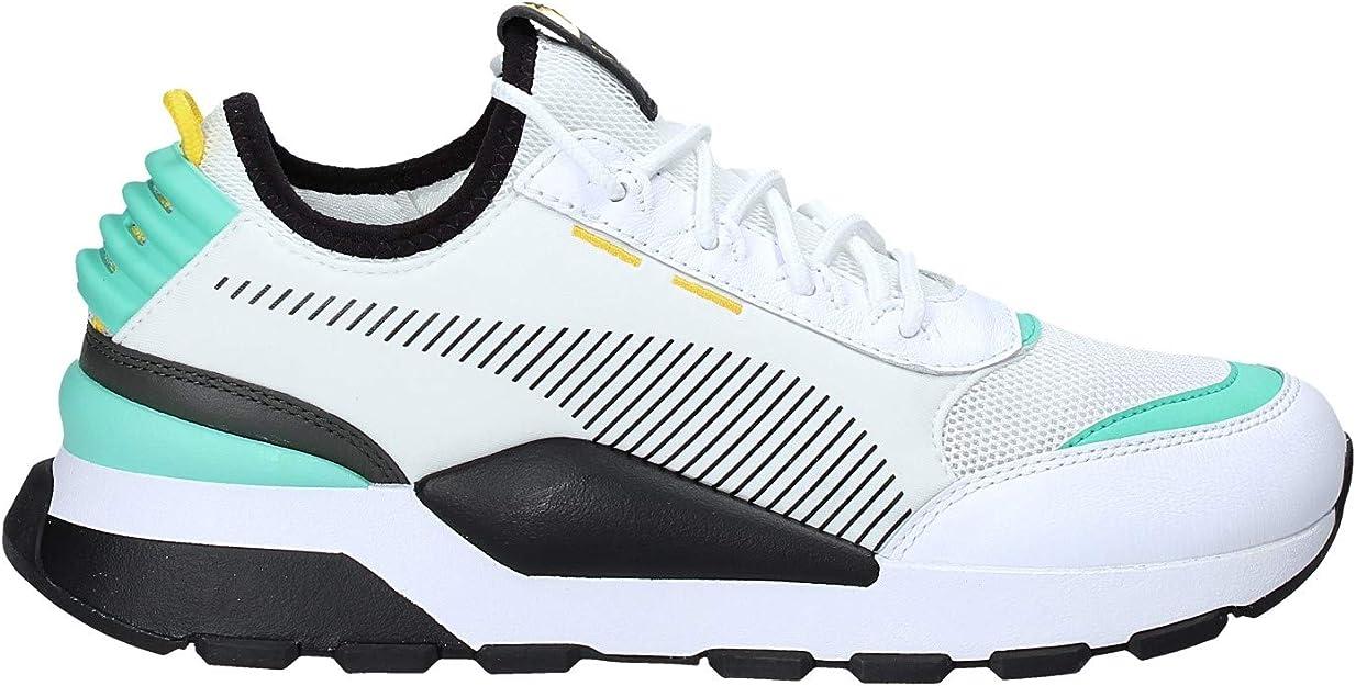 PUMA RS 0 Tracks Chaussures DE Sport Homme Blanc 36936207