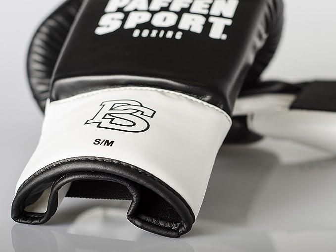 Paffen Sport /«PRO/» Boxsack-Handschuhe f/ür das Training am Sandsack Waterbag etc.