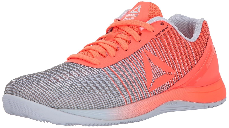 Reebok Women's Crossfit Nano 7.0 Track Shoe B01NCSKRXG 5 B(M) US|Guava Punch/White