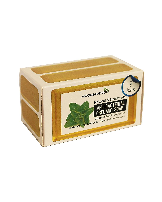 Jabón Antibacteriano  de aceite de olario
