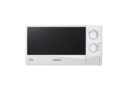 Samsung gw712 K Horno Microondas grill, Capacidad 20 L, blanco ...