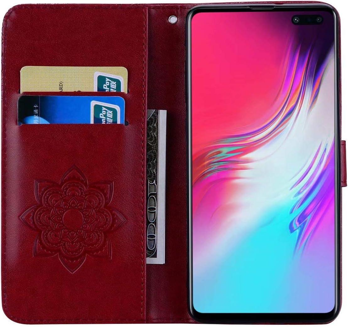 Redmi 10X 4G H/ülle Flip Case 3D Glitzer Sparkle Leder Tasche Flipcase Cover Schutzh/ülle Handytasche Telefon Skin St/änder Schale Bumper Magnet Clip Glitzer Handyh/ülle f/ür Xiaomi Redmi Note 9