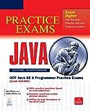 OCP Java SE 6 Programmer Practice Exams (Exam 310-065): Exam 310-065 (Certification Press)