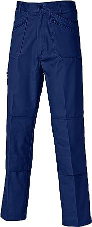 Dickies Redhawk Action Pantalones De Trabajo Hombre Azul Navy Blue 50s Talla Del Fabricante 40s Amazon Es Bricolaje Y Herramientas