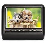 Pumpkin 10.1インチ モニター ヘッドレスト DVDプレーヤー 1024x600 USB/SD