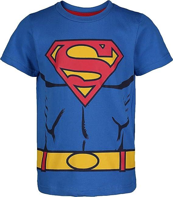 DC Comics Justice League Baby Jungen Body und Cape Set Batman /& Superman