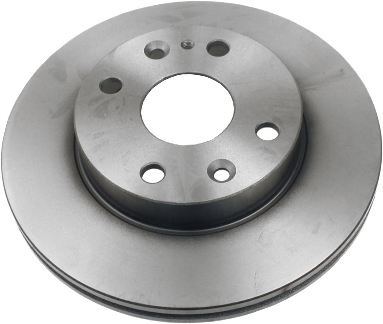 Beck Arnley 083-3086 Premium Brake Disc