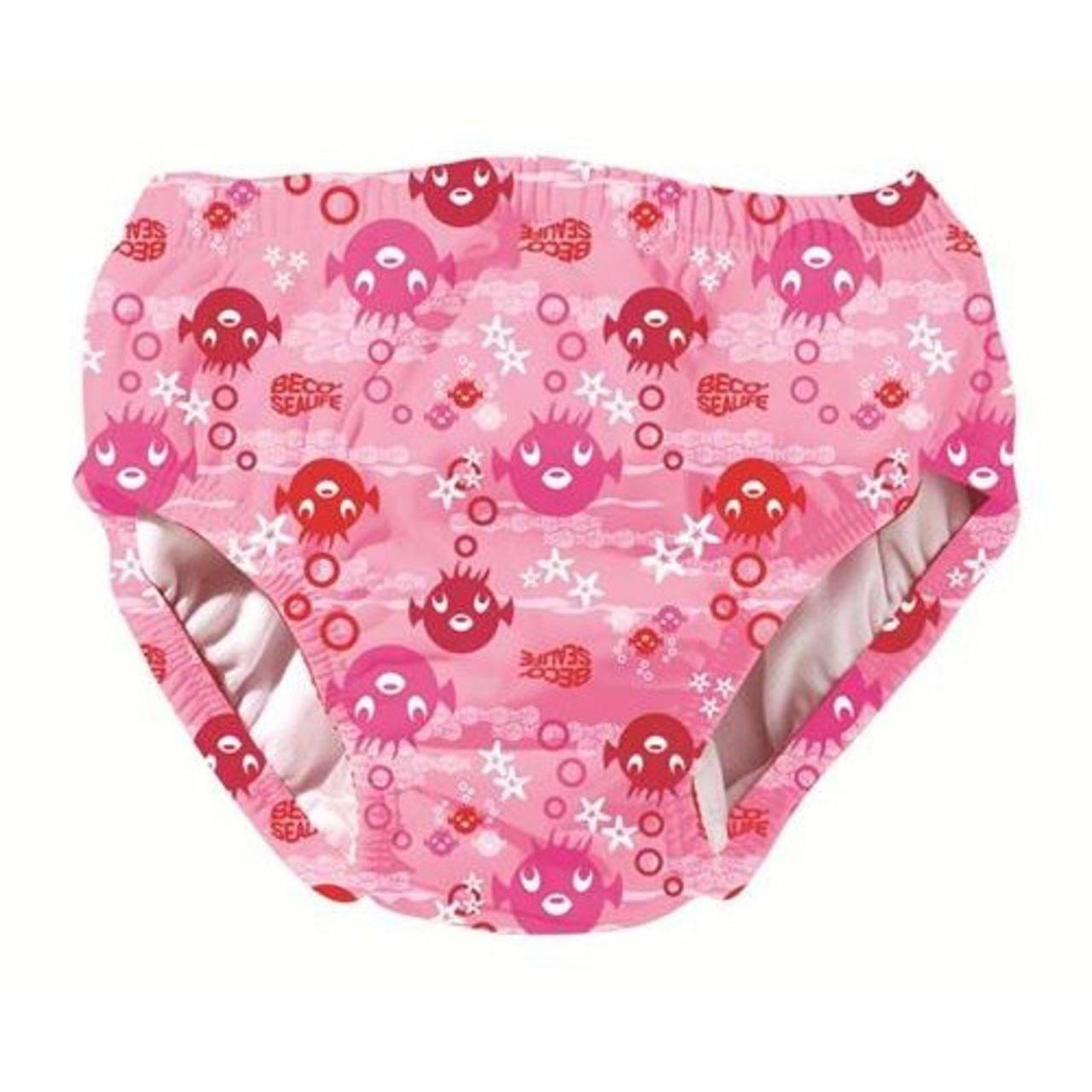 BECO Baby Schwimmen Aqua Windeln Wiederverwendbare Waschbar Kinder Bademode Windel Multi Farbe