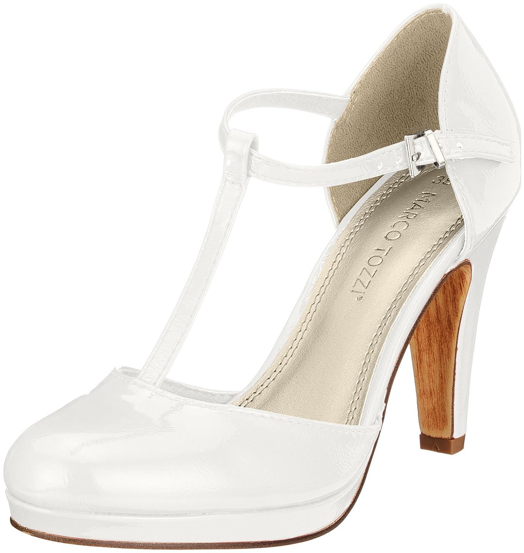TALLA 39 EU. MARCO TOZZI 24416, Zapatos de Tacón para Mujer