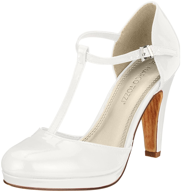 MARCO TOZZI Women''s 24416 T-Bar Heels