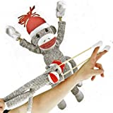 Superfly Sock Monkey by iN.
