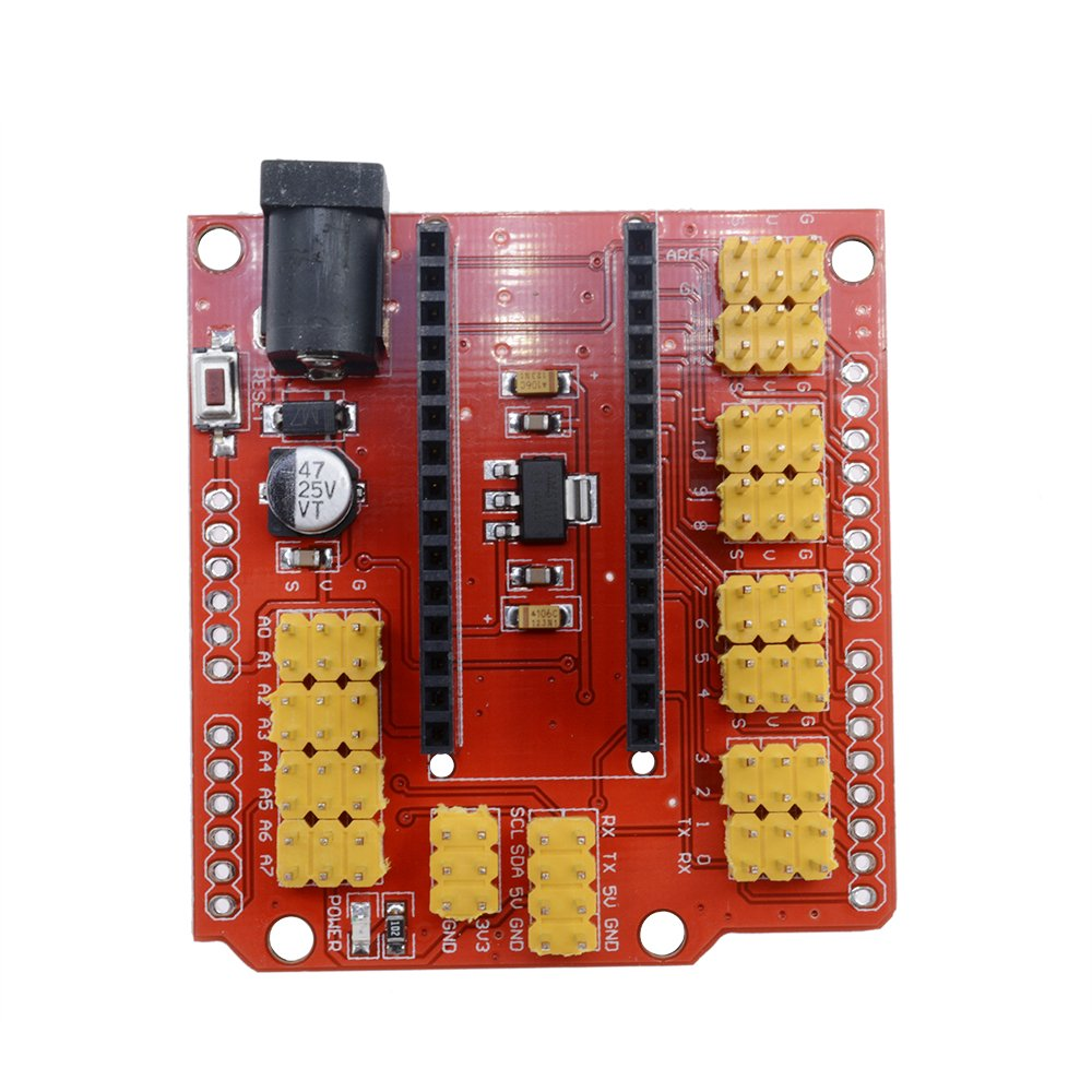 diymore Nano Expansion Prototype I/O Shield Extension Board for Arduino Nano V3.0 by diymore (Image #1)