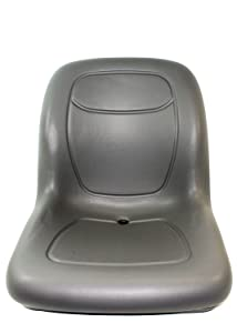 Husqvarna 539112700 Lawn Tractor Seat Genuine Original Equipment Manufacturer (OEM) Part
