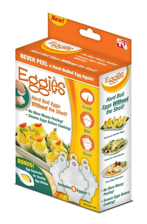 Eggies Eierkocher Ohne Schale Eier kochen PO3130