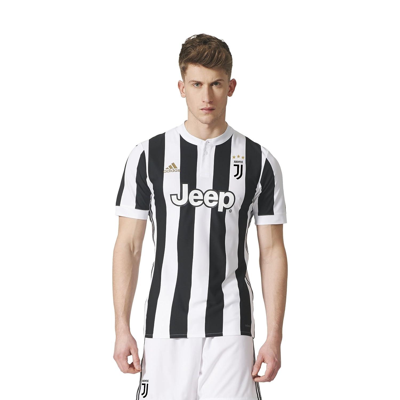 Amazon.com : Juventus Home Authentic adizero Jersey 2017 / 2018 - XL : Sports & Outdoors