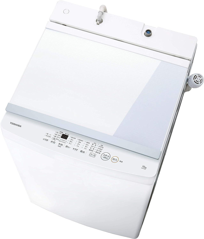 東芝 全自動洗濯機 AW-10M7-W