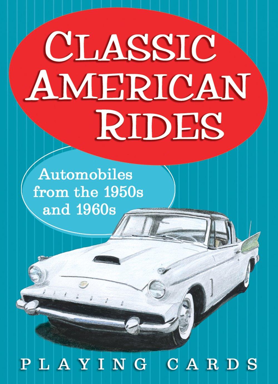 Piatnik 00 1620 Dream Cars Playing Cards Piatnik of America Inc.