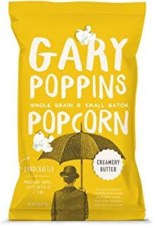 product image for Gary Poppins Popcorn - Gourmet Handcrafted Flavored Popcorn - 10 Pack Creamery Butter, 0.65oz