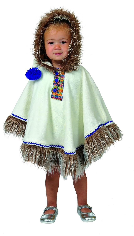 chamboolee – Disfraz de esquimal con capucha para niños ...