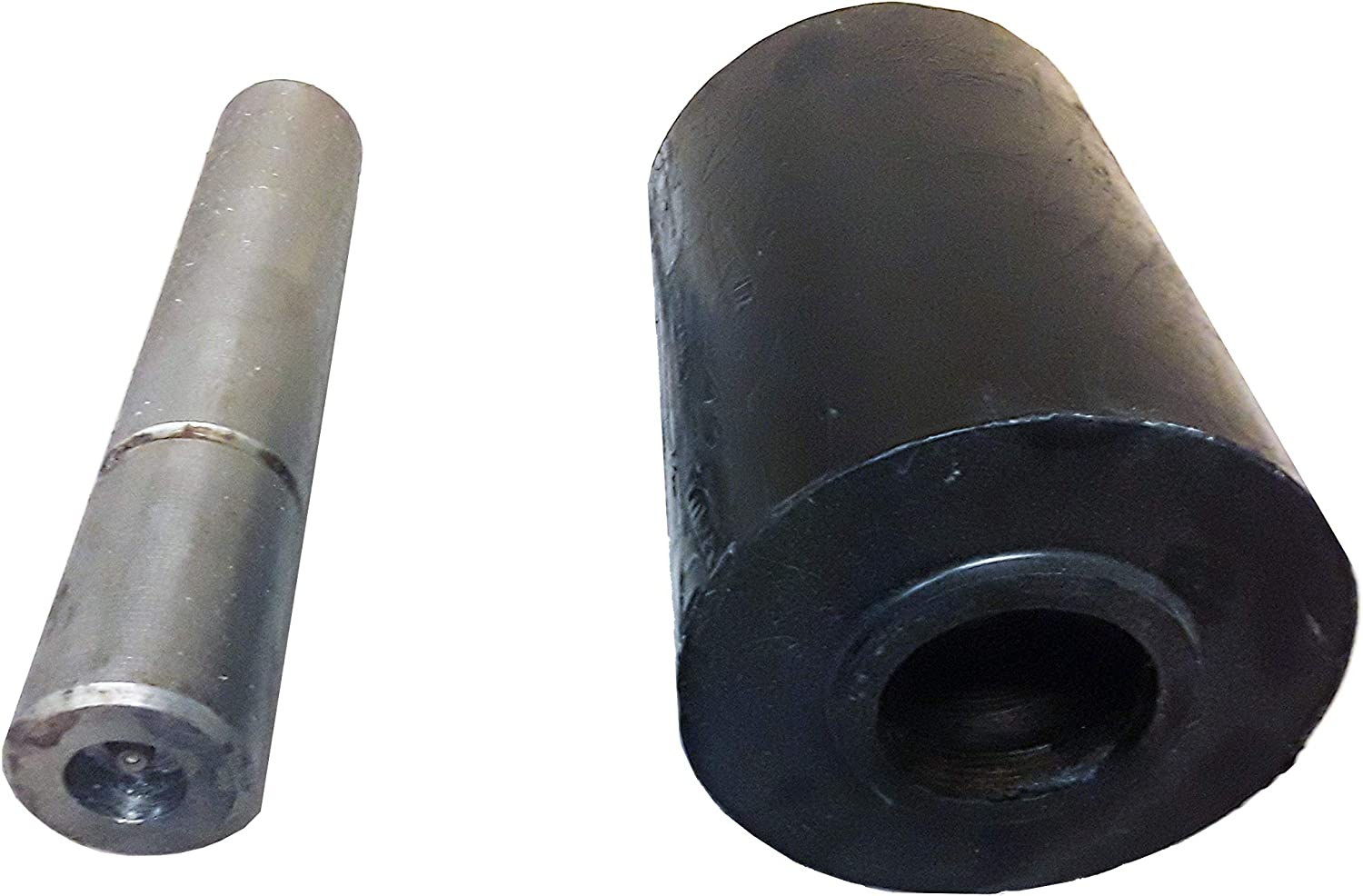 4 x 6 Nose Roller for Roll Off Containers 40,000 lbs Capacity