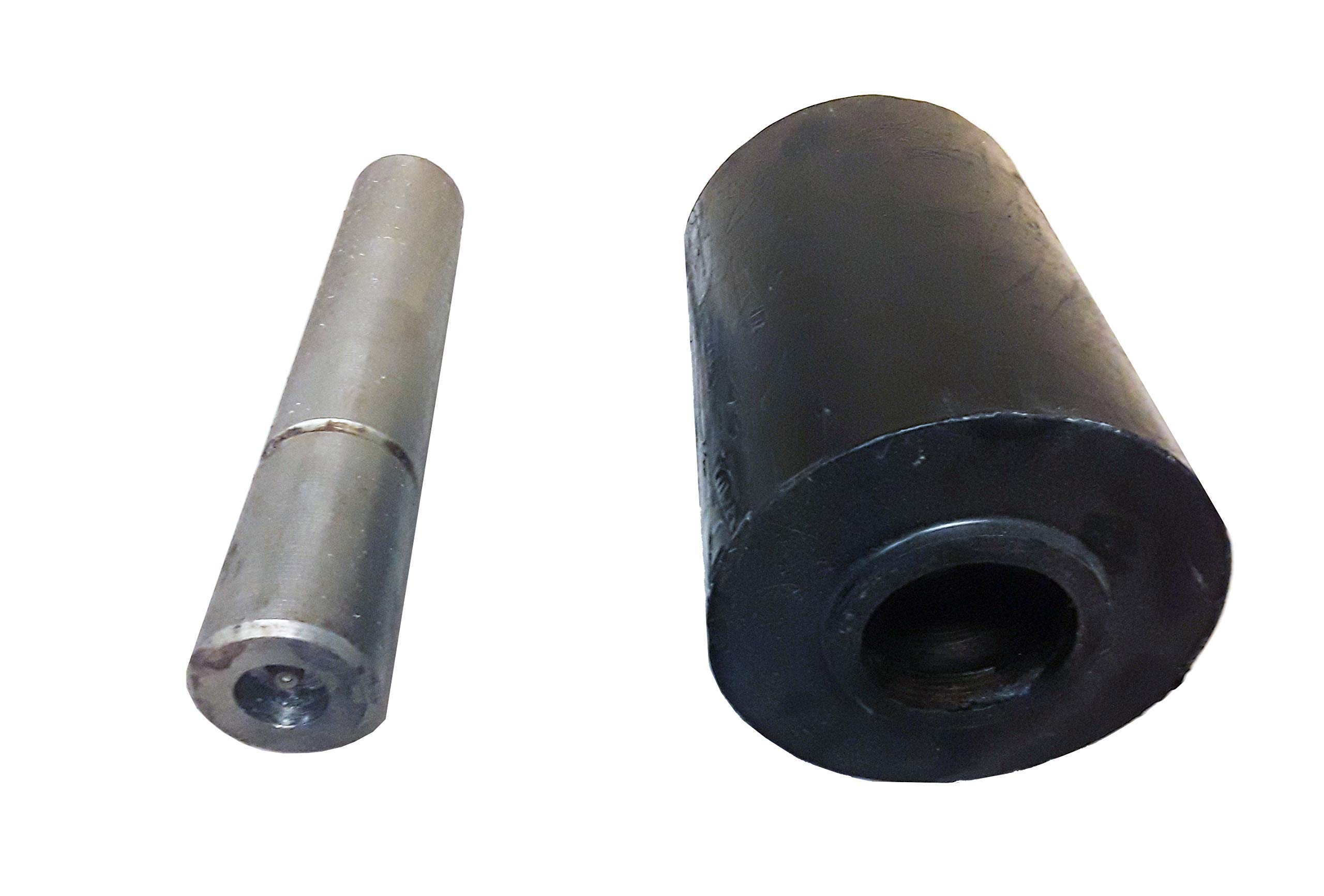 4'' x 6'' Nose Roller for Roll Off Containers 40,000 lbs Capacity
