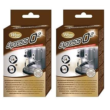 02 de Whirlpool Express antical para Morphy Richards para máquina de café y un hervidor de