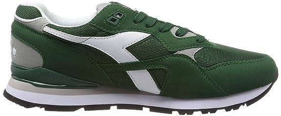 Diadora n. 92, scarpe sportive uomo, verde (verde fogliame (70222) 70222), 42 eu